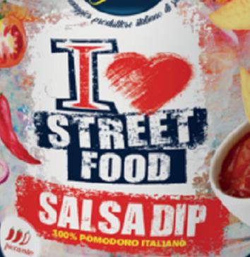 Salsa DIP - I Love Streetfood