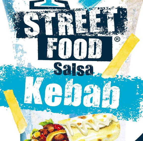 Salsa Kebab - I Love Streetfood