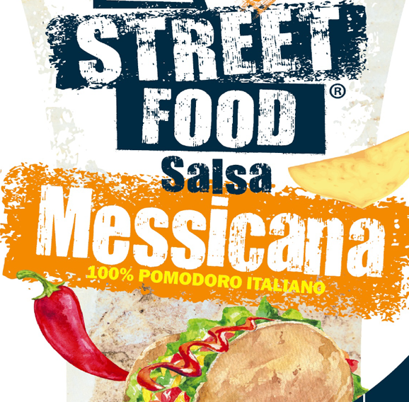 Salsa Messicana - I Love Streetfood