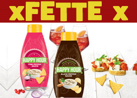 salse happy hour perfette per