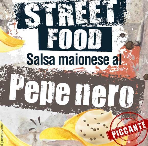 salsa Gaia Street Food Pepe Nero