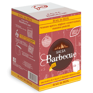 salsa barbeque bag in box