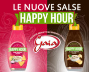nuove salse happy hour