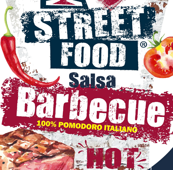 Salsa Barbecue Hot