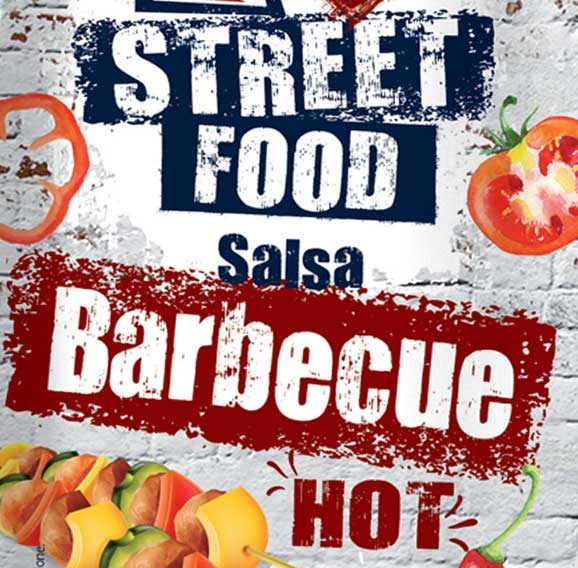 Street Food - Barbecue Hot