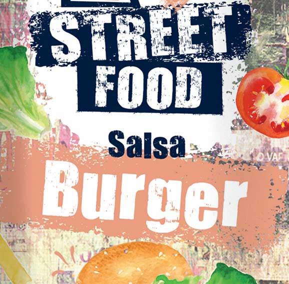 Street Food - Burger