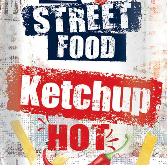 Street Food - Ketchup Hot