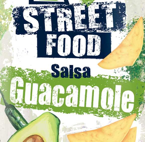 Salsa Guacamole - I Love Streetfood